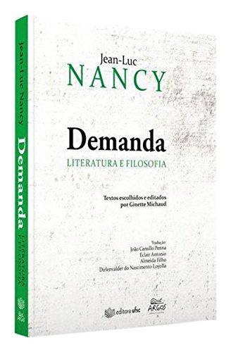 Demanda. Literatura e Filosofia
