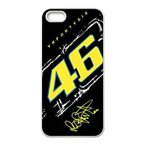 VR46 Generic phone case For iPhone 5, 5S P99E4788190