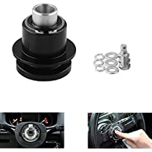 """MZS Steering Wheel Quick Release 360 Disconnect Hub IMCA 3/4"""" Bore Kit - Pull Ring (3 Holes)"""