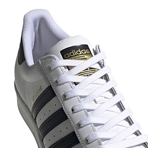 adidas Originals Men's Superstar Shoes 7