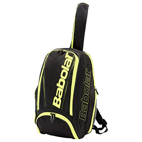 Babolat Pure Black/Fluo Yellow Backpack Bag