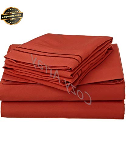 Gatton Premium New 1700 Series DEEP Pocket 4 Piece Bed Sheet Set - 19 Colors Available in Collection SHSCZ-18212298