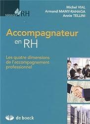 Accompagnateur en RH : Les quatre dimensions de l'accompagnement professionnel