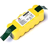 TOPHINON 3000mAh 14.4V Ni-MH Battery for iRobot Roomba 500 510 520 530 532 535 540 545 550 552 555 560 562 570 580 581 582 585 595 600 610 620 630 631 650 660 700 760 770 780 790 800 870 880 R3