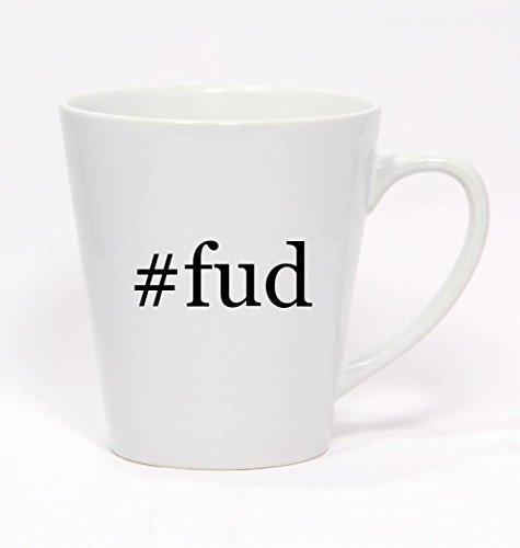 Price comparison product image #fud - Hashtag Ceramic Latte Mug 12oz
