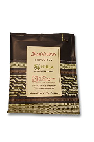 Juan Valdez Balanced Huila Drip Coffee, 50 Gram (Pack of 6) by Juan Valdez (Image #3)