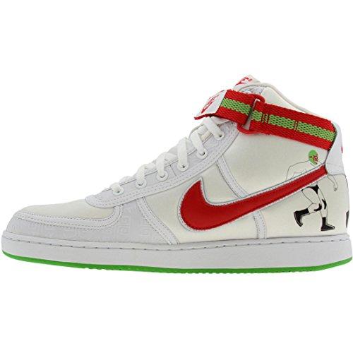 Uomo Bean Nike White Red green sport Vandal TBpzqBO