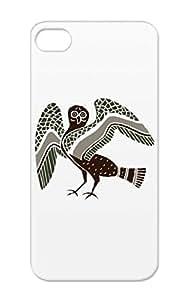 Dirtproof TPU Black Birds Bird Wild Bird Blackcat2 Animals Nature Case For Iphone 5s