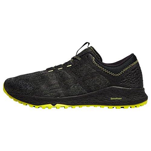 Asics Alpine XT Herren Trail Running Schuhe, Schwarz, 48
