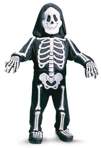 Totally Skelebones Toddler Costume