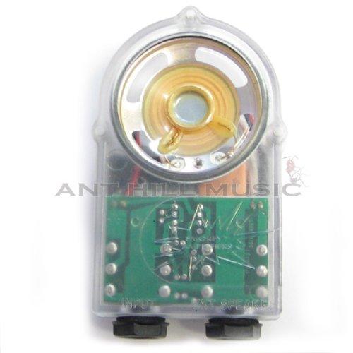 Zinky Smokey Mini Amplifier - Clear / Transparent