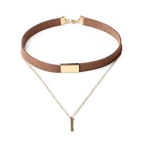 Owill Fashion Necklace Chokers Chocker