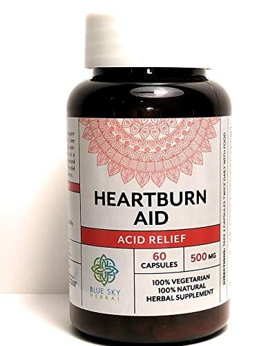 (Blue Sky Herbal Acid Reflux - Herbal Supplement - 60)