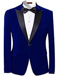Amazon.com: Blue - Suits & Sport Coats / Clothing: Clothing, Shoes ...