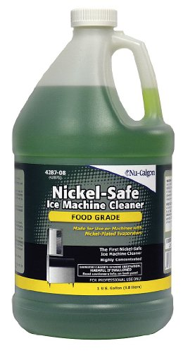Price comparison product image Nu-Calgon Ice Machine Cleaner,  1 gal,  Green - 4287-08