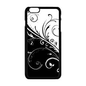 Abstract Art Black Phone Case for Iphone5c