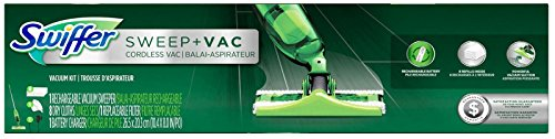 (Swiffer Sweeper&Vac Starter Kit)