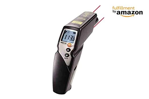 Testo t laser temperature gun amazon gewerbe