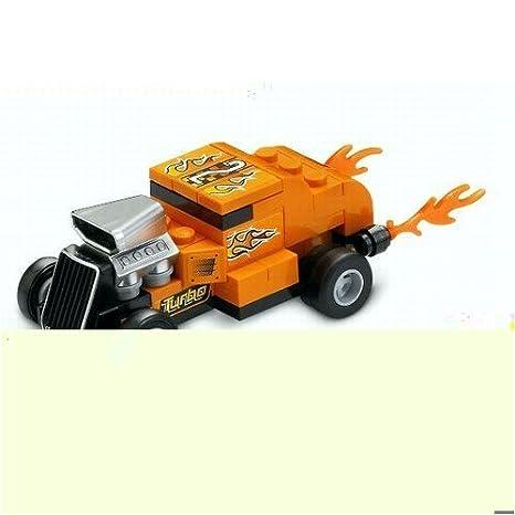 Amazon.com  Lego Racers  Flame Glider  Toys   Games 99314c31de8