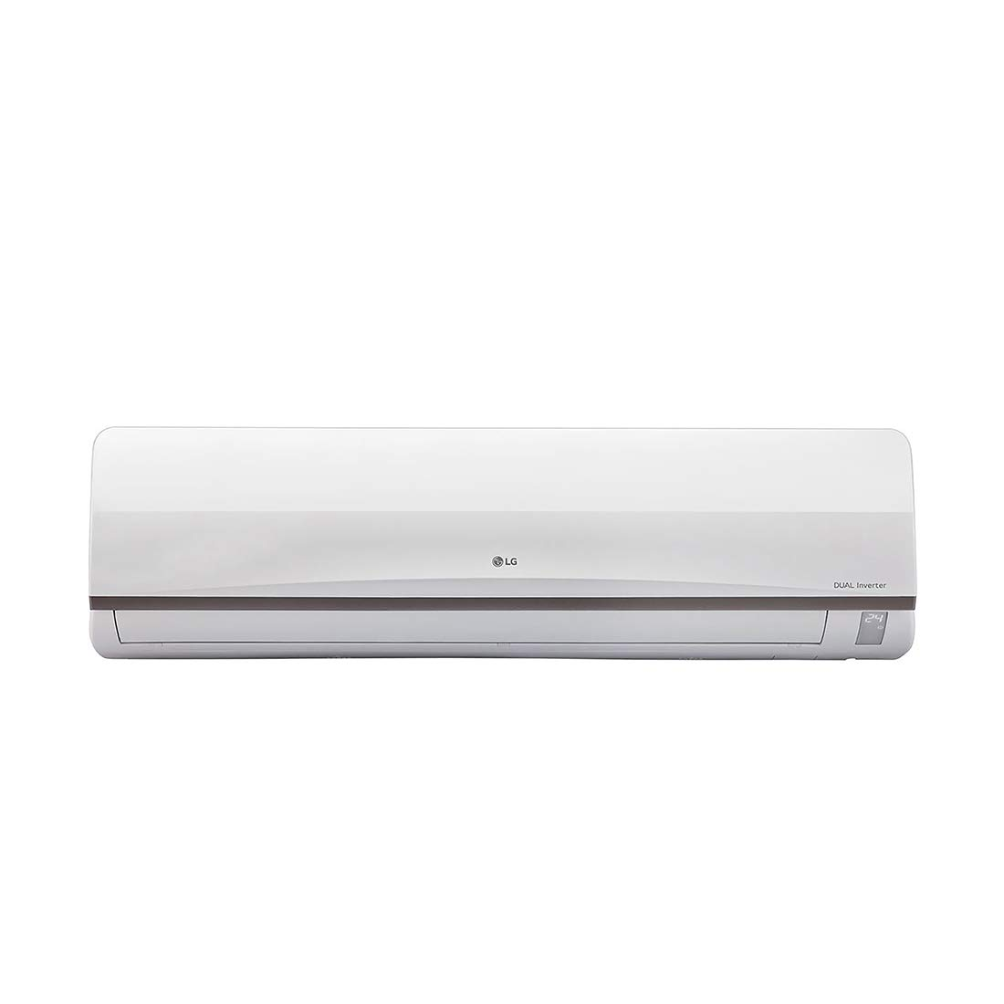 LG 1.5 Ton 3 Star Inverter Split AC (Copper, JS-Q18CPXD2, White)