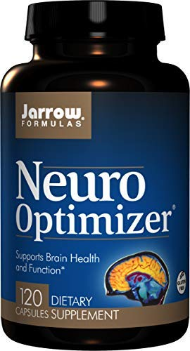 Jarrow Formulas Neuro Optimizer 120 caps by KennethCollier