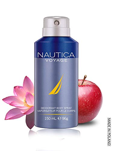 NAUTICA Voyage Deodorant Body Spray