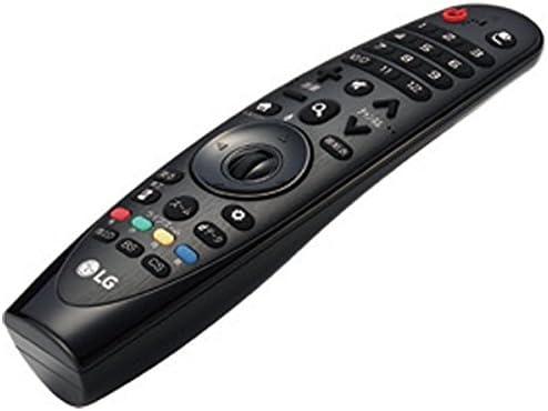 LG AN-MR650 - Mando a distancia magic con voice mate, negro ...