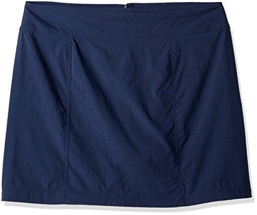 Royal Zipper - Royal Robbins Women's Discovery Iii Skort, Deep Blue, Size 10