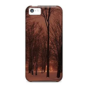 Awesome Case Cover/iphone 5c Defender Case Cover(luminescence)