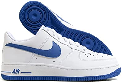 nike air force blanco y azul