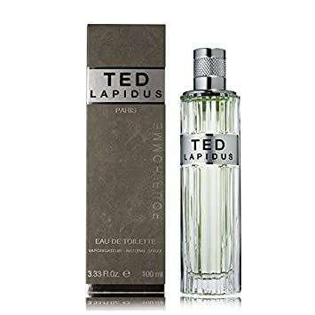 TED LAPIDUS Pour Homme Eau de Toilette 100 ml 3,3 fl.oz by Ted Lapidus