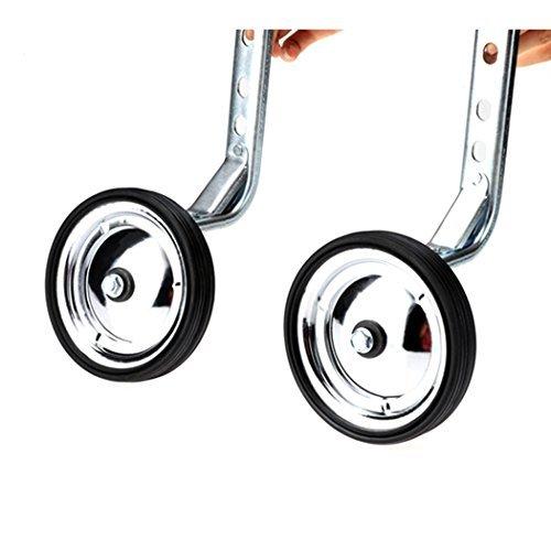 Asatr Children's Bicycle Training Wheels, 12- 20 Inch Universal Kids Bike Stabiliser