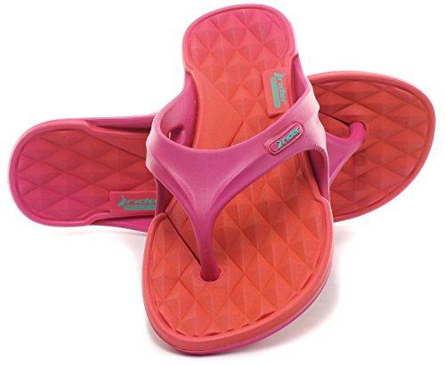 Monza Strand Rider Flops Femme 2017 Pointure III Pink Flip Brasil Neuf EHxwpqq