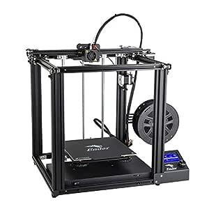 Creality Ender-5 - Impresora 3D con motores de dos ejes y placa de ...