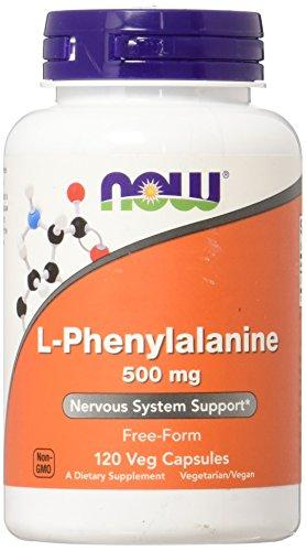 L-Phenylalanine 500mg 120 Capsules