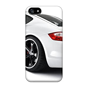 New Ups21463NAvH Porsche Cayman Techart 3 Skin Cases Covers Shatterproof Cases For Iphone 5/5s