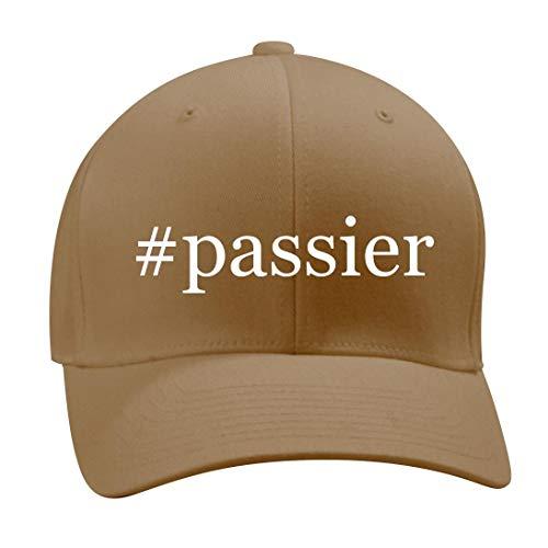 #Passier - A Nice Hashtag Men's Adult Baseball Hat Cap, Khaki, (Comfort Crown Dressage Bridle)