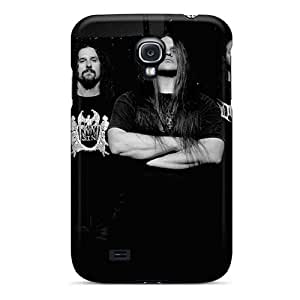 Samsung Galaxy S4 DZr19918iwuT Customized Vivid Cannibal Corpse Band Pattern High Quality Cell-phone Hard Covers -DannyLCHEUNG