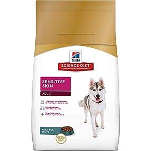 Hill's Science Diet Adult Sensitive Skin Rice & Egg Recipe Dry Dog Food, 12kg Bag Click on image for further info.