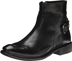 FRYE Women's Shirley Shield Short Boot,  Charcoal, 5.5 M US
