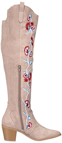 by Carlos Fashion Women's Boot Carlos Light Doe Alexia Santana drqraw