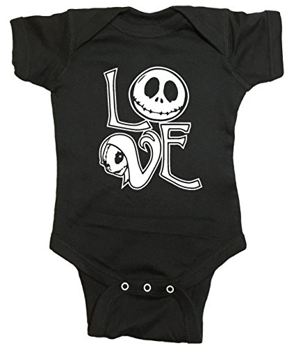 Nightmare Before Christmas Baby One Piece