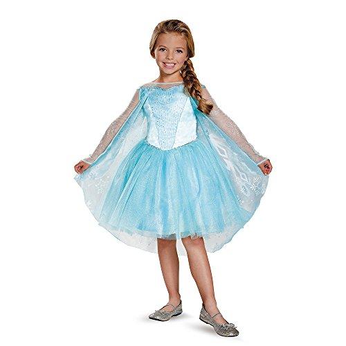 elsa tutu dress - 9