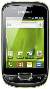 Samsung S5570 Galaxy Mini - Smartphone libre Android (pantalla ...