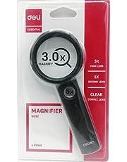 Deli E9092 Magnifier