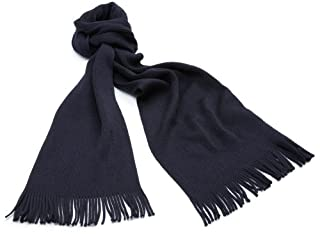 HUGO BOSS Men's Wool Albas Scarf, Navy, One Size (B005JNBK8E) | Amazon price tracker / tracking, Amazon price history charts, Amazon price watches, Amazon price drop alerts