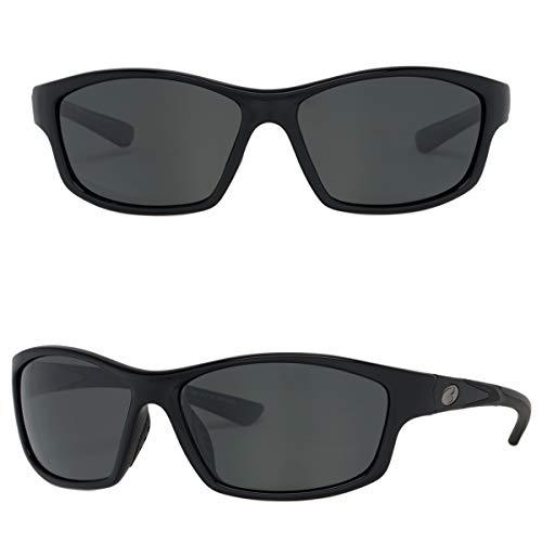 9. BNSI Unisex Ranger- Rectangular Sport's Sunglasses