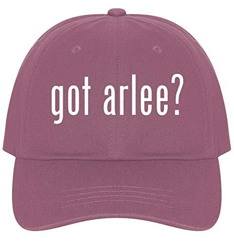 The Town Butler got Arlee? - A Nice Comfortable Adjustable Dad Hat Cap, Pink ()