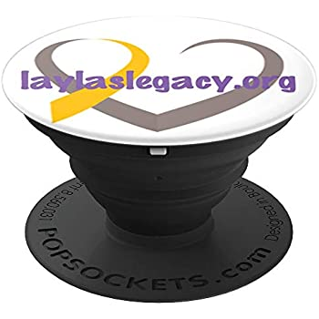 Layla's Legacy - Heart - PopSockets Grip and Stand for Phones and Tablets