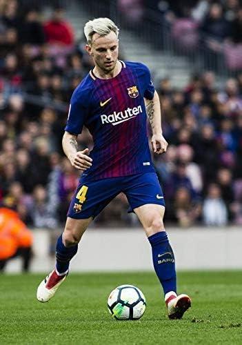 Desconocido Ivan Rakitic FC Barcelona la Liga España Fútbol Póster ...